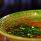 Чечевичный суп-похлебка