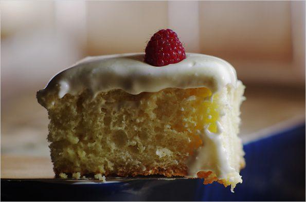 Торт Tres leches - Три молока
