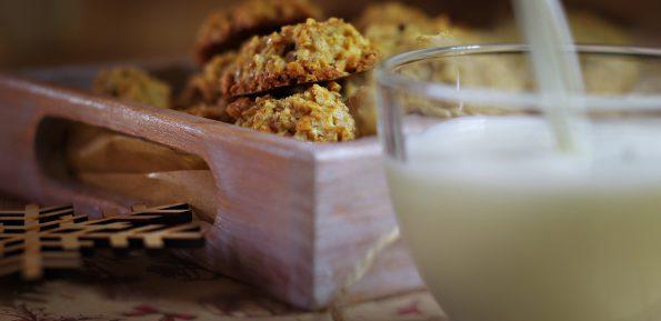 Овсяное печенье от Дарии Цвек
