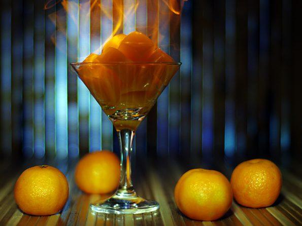 Апельсиновый мармелад на агаре