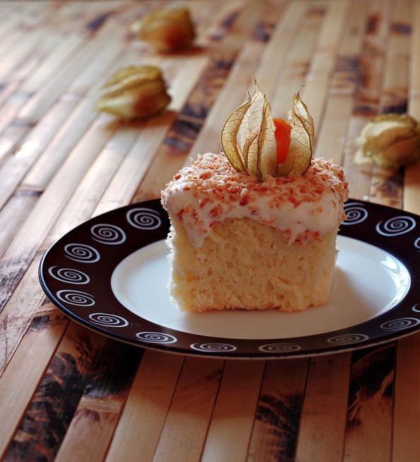 кокосовый торт tres leches