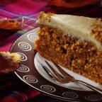 Настоящий морковный торт