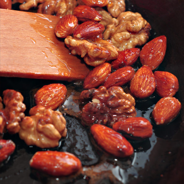 карамельные орешки