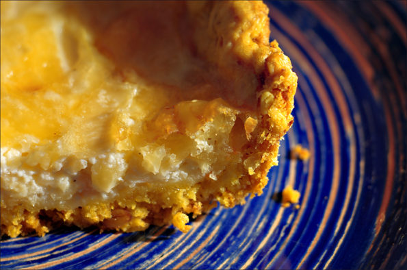 луковый пирог из страны муми-тролей