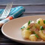 Андалузский картофельный салат с тунцом
