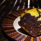 Урок географии или Шоколадно-апельсиновый кекс