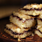 Кучерявый пирог с вареньем от Дарии Цвек