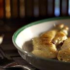 Куриные грудки с чесноком и сливочным маслом