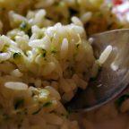 Рис с цукини и сыром