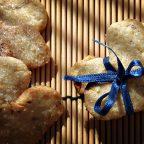 Песочное печенье с цельнозерновой мукой и орехами