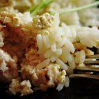 Куриные фрикадельки в сливочном соусе с песто