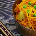 Полесский грибной салат