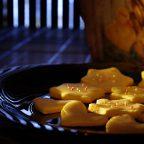 Лимонне печиво з глазур'ю