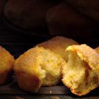 Гарбузові булочки з коричної скоринкою