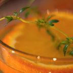 Оранжад — апельсиновый лимонад с тимьяном