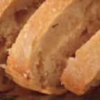 Простой неаполитанский хлеб Pan Cafone