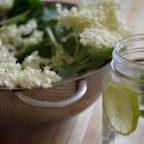 Бузинный сироп или Elderflower cordial